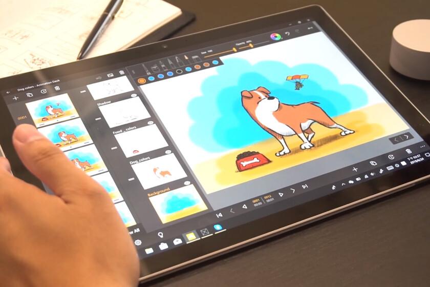 اپلیکیشن ساخت انیمیشن