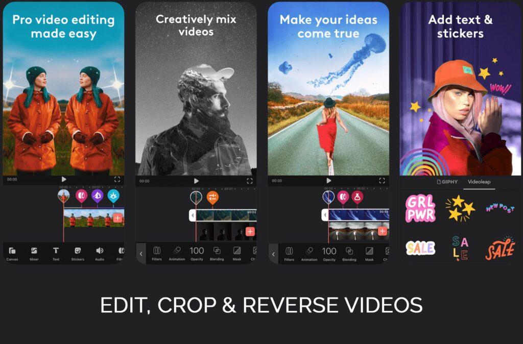 اپلیکیشن ساخت انیمیشن ios