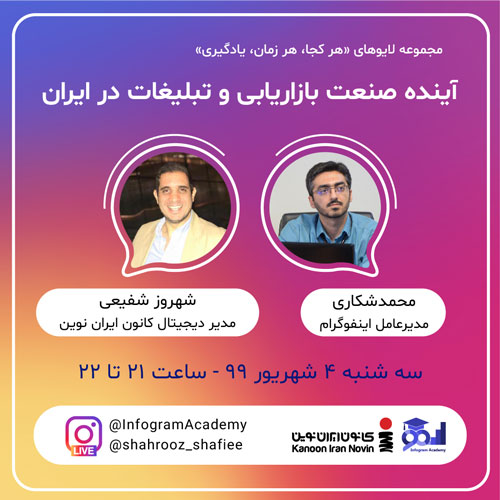 آینده صنعت بازاریابی و تبلیغات در ایران