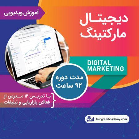 ویدیوی آموزش دیجیتال مارکتینگ